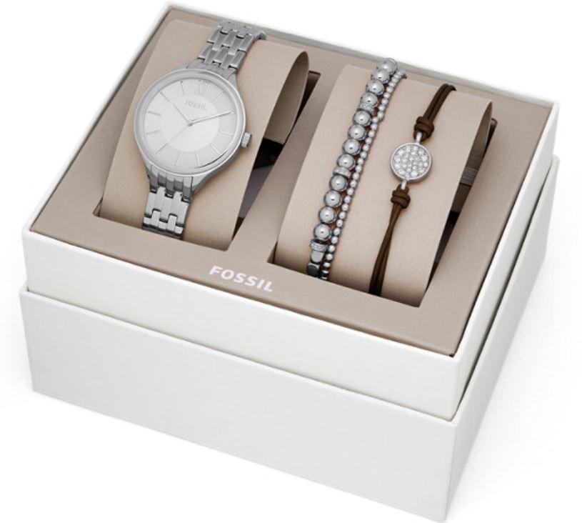 coffret cadeau avec montre suitor trois aiguilles en. Black Bedroom Furniture Sets. Home Design Ideas