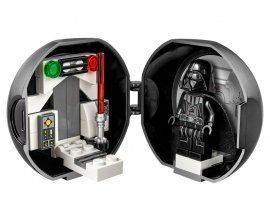 LEGO: 1 capsule LEGO Star Wars de Dark Vador (5005376) offerte dès 55€ d'achat