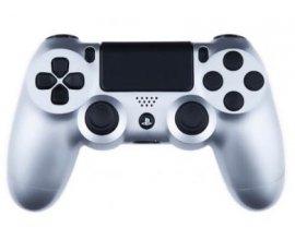 Zavvi: Manette PS4 Custom : Edition Argent et Noir Gloss, à 89,99€ au lieu de 99,45€