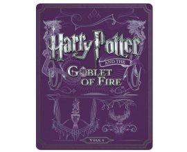 Zavvi: Steelbook Blu-Ray - Harry Potter et la Coupe de Feu, Edition Limitée, à 12,89€ au lieu de 29,25€