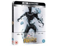 Zavvi: Blu-Ray 4K UHD - Black Panther Steelbook (Edition Limitée), à 38,65€ au lieu de 45,65€ [Précommande]
