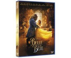 Cultura: DVD - La Belle et la Bête, 5 Vidéos à 30€ au lieu de 49,95€