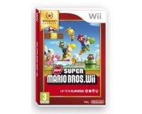 Base.com: Jeu Wii - New Super Mario Bros., à 23,29€ au lieu de 46,59€