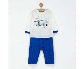 Sergent Major: Ensemble pantalon bleu à 17,99€ au lieu de 29,99€