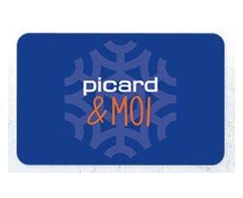 Picard: Le 2ème produit identique à -50% avec la carte Picard&Moi