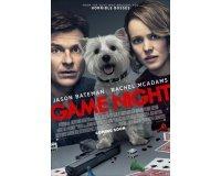 """NRJ12: Des places de cinéma pour le film """"Game Night"""", un Ipad 128Go et un tote bag à gagner"""