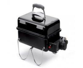 Leroy Merlin: Barbecue au gaz Weber Go Anywhere - Noir à 99,99€ au lieu de 159€