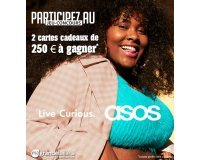 Ma Grande Taille: A gagner : une carte cadeau de 250€ à dépenser sur ASOS