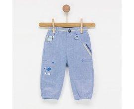 Sergent Major: Pantalon Bleu marine à 11,99€ au lieu de 19,99€