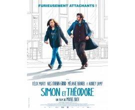 """Lille la Nuit: 3 DVD du film """"Simon et Théodore"""" (≈15 €)"""