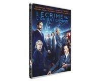 """Allociné: 10 Blu-ray ou DVD du film """"Le crime de l'Orient Express"""" à gagner"""