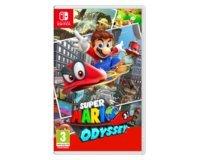 Rue du Commerce: NINTENDO - Super Mario Odyssey - Switch à 49,90€ au lieu de 69,90€
