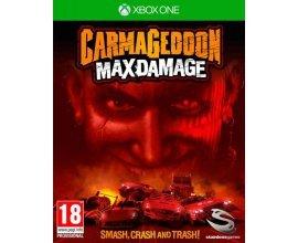 Zavvi: Jeu Carmageddon: Max Damage Xbox One à 14,99€ au lieu de 40,95€
