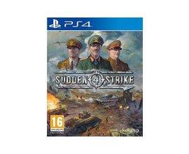 Micromania: Jeu Sudden Strike 4 PS4 à 29,99€ au lieu de 34,99€