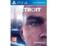Amazon: Jeu Detroit: Become Human sur PS4 à  54,99€ au lieu de 69,99€
