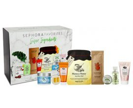 Sephora: Coffret Super Ingrédients Sephora Favorites pour prendre soin de sa peau à 29,90€ au lieu de 40€