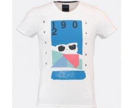 Devred 1902: Tee-shirt manches courtes homme à 11,89€ au lieu de 16,99€