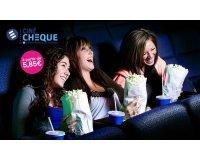 Groupon: Vente E-billet CinéChèque : place en promo à 5.85€