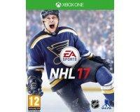 Zavvi: Jeu NHL 17 sur Xbox One à 21,99€ au lieu de 64,35€