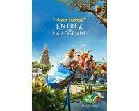 OÜI FM: Tentez de gagner des places pour le parc Asterix