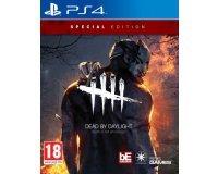 Playstation: Jeu PS4 Dead by Daylight : Édition Spéciale à 24,49€ au lieu de 34,99€