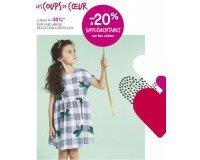Catimini: -20% supp sur les robes de la sélection Coups de Coeur