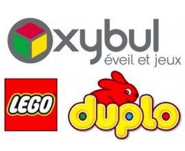 Oxybul éveil et jeux: 20% de réduction dès 25€ d'achat sur les marques LEGO et DUPLO