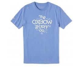 Oxbow: T-shirt Tiglio bleu à 16,10€