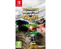 Fnac: Jeu Monster Jam Crush It Nintendo Switch à 24,99€ au lieu de 34,99€