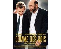 """Blog Baz'art: 5 lots de 2 places de cinéma pour le film """"Comme des rois"""" à gagner"""