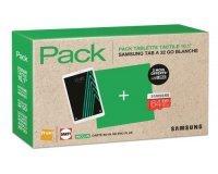 "Fnac: Pack Fnac Tablette Samsung Galaxy Tab A6 10.1""  + Carte Micro SD 64 Go à 279,99€ au lieu de 319,99€"