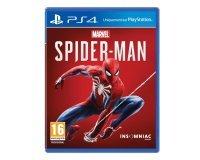 Amazon: Jeu PS4 Marvel's Spider-Man à 59,99€ au lieu de 69,99€