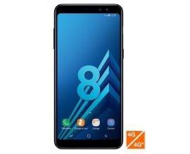 Orange: 70€ remboursés pour l'achat de ce smartphone Samsung Galaxy A8 noir