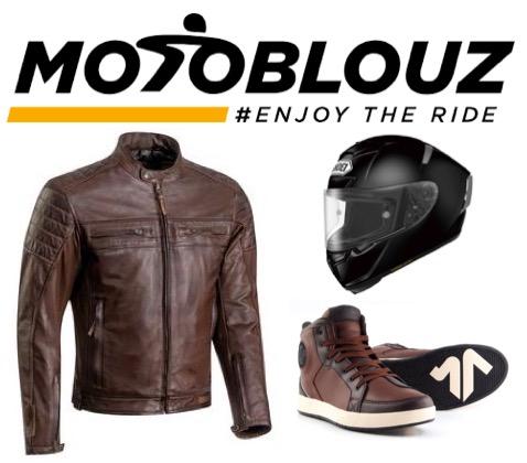 Code promo Motoblouz : -10€ dès 99€, - 15€ dès 120€, - 30€ dès 200€ et - 50€ dès 300€ d'achat d'équipement moto