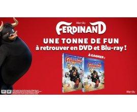 Gulli: A gagner des DVD et blu-ray du dessin animé Ferdinand