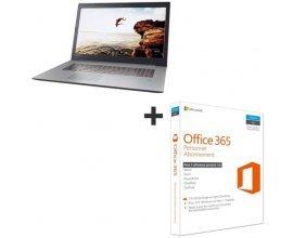 Auchan: Ordinateur portable LENOVO pack promo 320-17AST & Logiciel Office 365 à 329€ au lieu de 438,90€