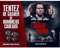 """BFMTV: 10 Blu-ray & 50 DVD du film """"Tout l'argent du monde"""" à gagner"""