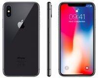 eBay: Apple iPhone X 64 Go gris sideral (garantie 24 mois) à 899€ au lieu de 1159€