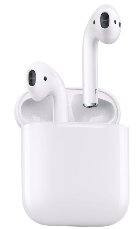 Code promo eBay : Écouteurs intra-auriculaire Apple AirPods Bluetooth avec micro Blanc à 133€ au lieu de 179€