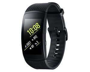 montre connect e samsung gear fit 2 pro noir 179 au. Black Bedroom Furniture Sets. Home Design Ideas