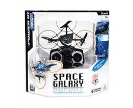 Auchan: 67% de réduction sur ce quadcopter radiocommandé Space Galaxy SILVERLIT