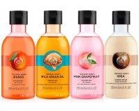 The Body Shop: 1 gel douche 250 ml pour 7€, 2 pour 10€, 3 pour 13€ ou 4 pour 15€