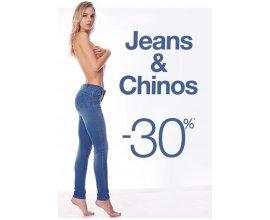 Best Mountain: -30% sur une sélection de jeans & chinos