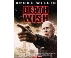 """Paramount Channel: 20 lots de 2 places de cinéma pour le film """"Death wish"""" à gagner"""