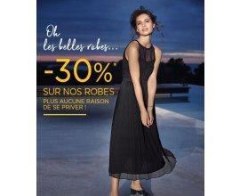 Caroll: -30% sur les robes de la collection Printemps/Été 18