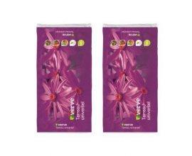 Castorama: 2 sacs de terreau universels (2x50L) pour plantes à 5,90€ au lieu de 11,80€