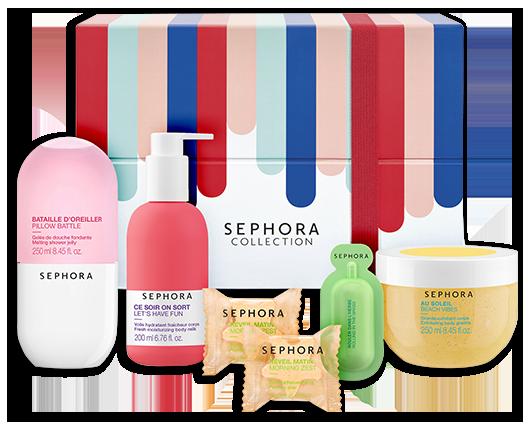 Sephora Coffrets À Douche 6 Gagner De 50 Produits Collection 0vN8ymwnO