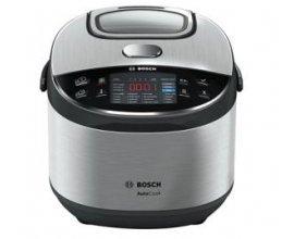 Vente Privée: Multicuiseur intelligent Bosch AutoCook  - 48 programmes - 5 L - 900 W à 79,90€ au lieu de 126€