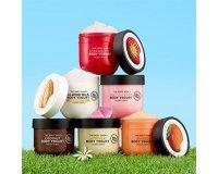 The Body Shop: Lot de 2 échantillons de soins Body Yogurt à retirer en boutique The Body Shop