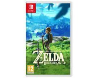 Cdiscount: Jeux video - The Legend of Zelda : Breath of the Wild Jeu Switch à 52,99€ au lieu de 55,97€